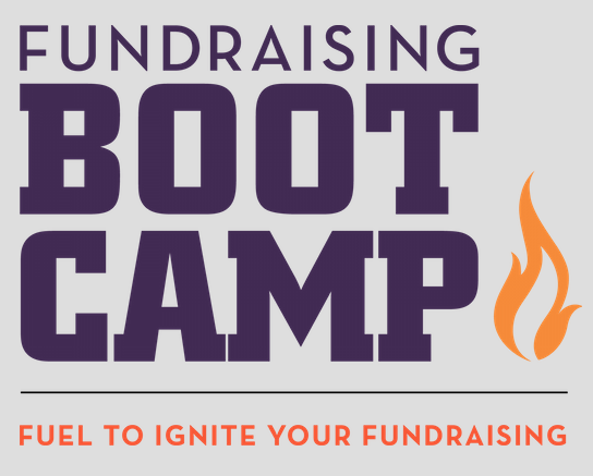 Fundraising Boot Camp