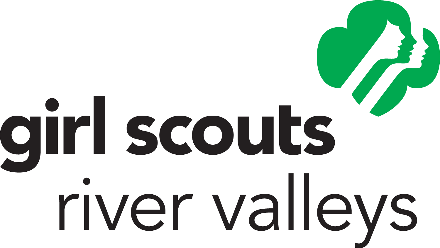 Girl Scouts River Valleys Logo