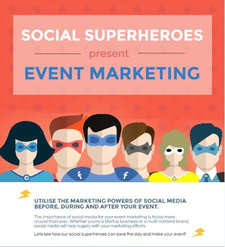 A Social Media Outreach Guide for Your Next Nonprofit Event