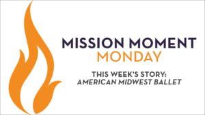 Mission Moment Monday glimpse into fundraising web course