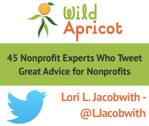 Twitter Nonprofit Experts