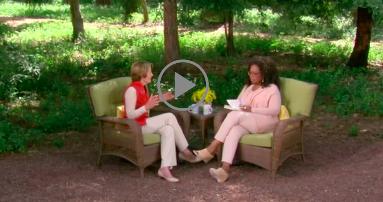 Lynne Twist discusses the Soul of Money with Oprah