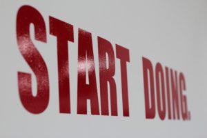 Start doing better follow up
