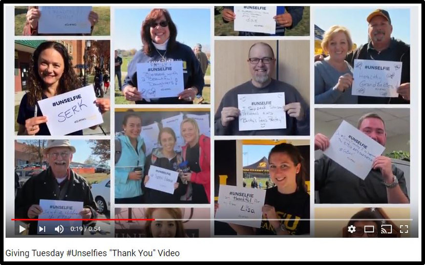 5 Cool Ways to Thank & Inspire Contributions for #GivingDays