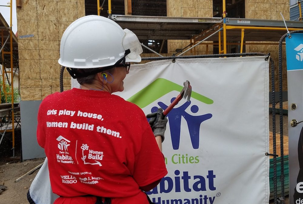 Meaningful Nonprofit Donor Experience: Habitat for Humanity Women Build Day