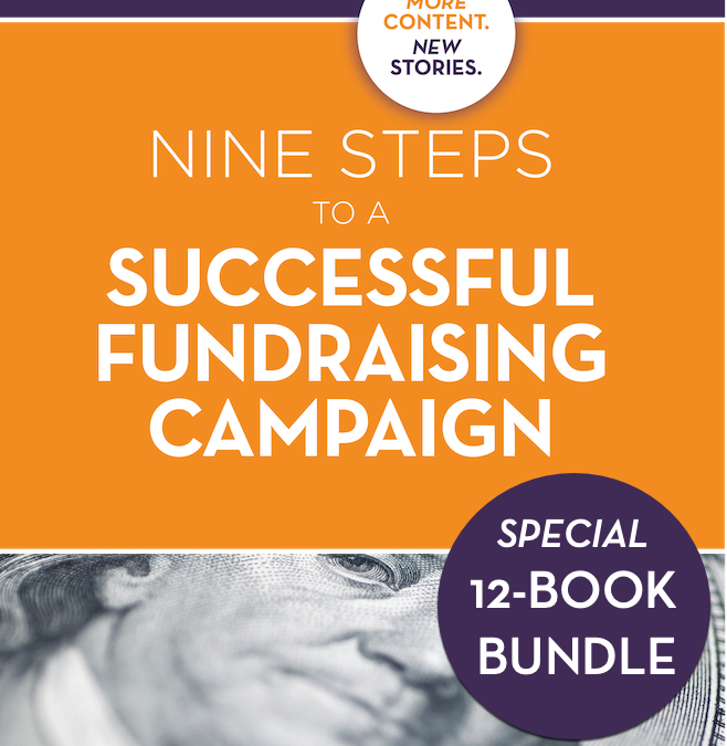 Nine Steps to a Successful Fundraising Campaign–Bundle