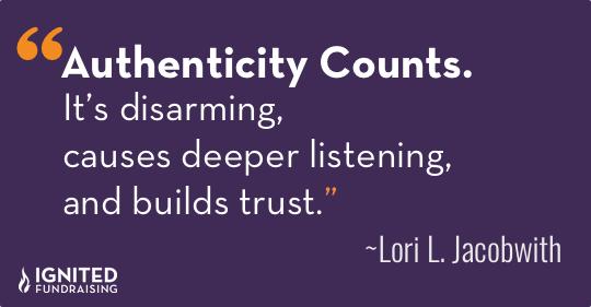 Authenticity Counts
