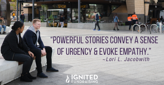 Mission Moment Monday: Stories Need Urgency and Empathy