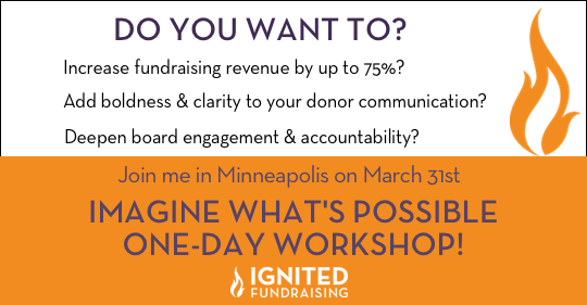 One Day = Unimaginable Fundraising Results